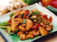 507 spicy and tangy chicken - Panda Garden Sugar Land
